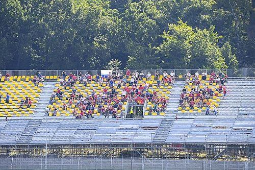 Liveblog - Domenicali hoopt op toeschouwers bij GP Italië