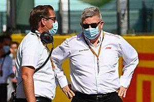 Bertahan di Formula 1, Ross Brawn Tunggu Tantangan Baru