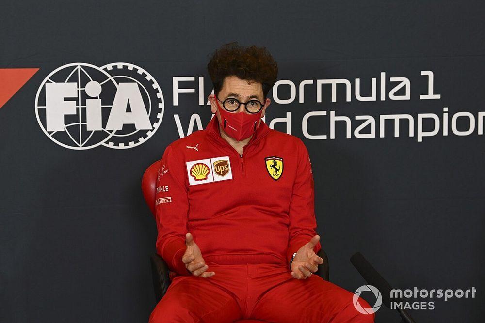 Binotto: F1 needs 2022 'sporting tweaks' to improve the show