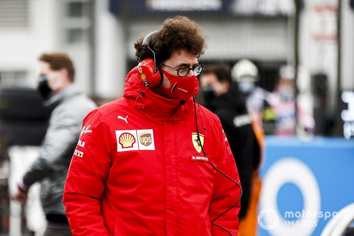"""Binotto: """"Nel 2021 niente mondiale, ma sempre da podio"""""""