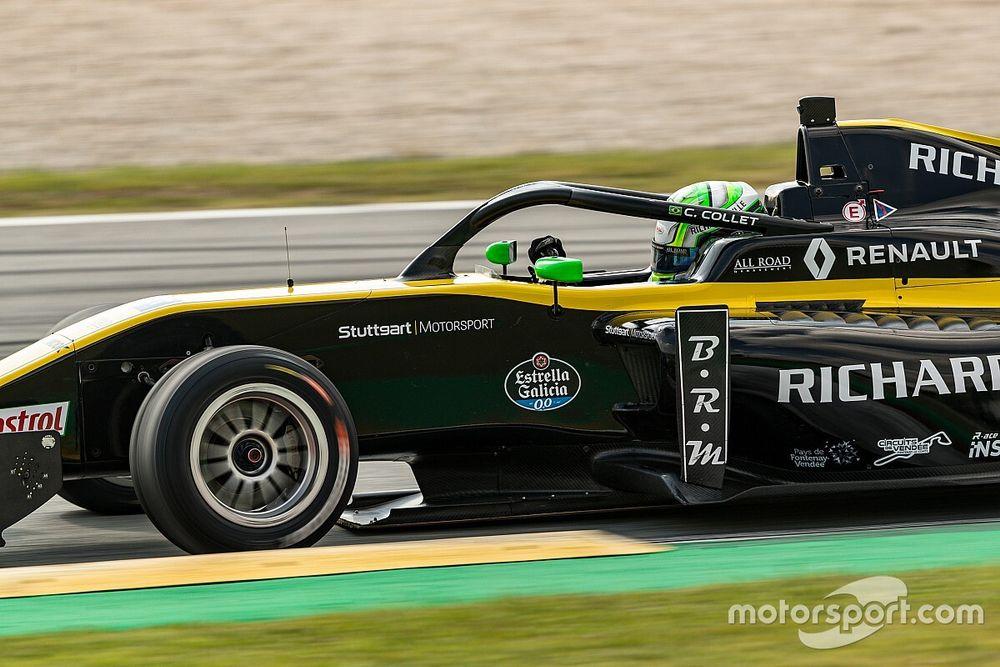 F-Renault: Alex Quinn vence segunda corrida de Spa-Francorchamps; Collet é sexto