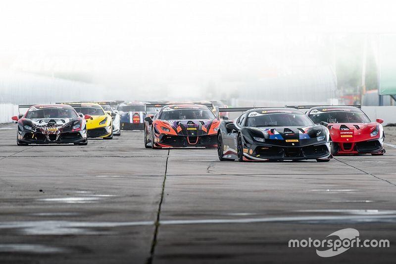Thrilling Ferrari Challenge NA opener at Sebring