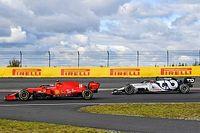 Гасли поставил AlphaTauri цель обогнать Ferrari