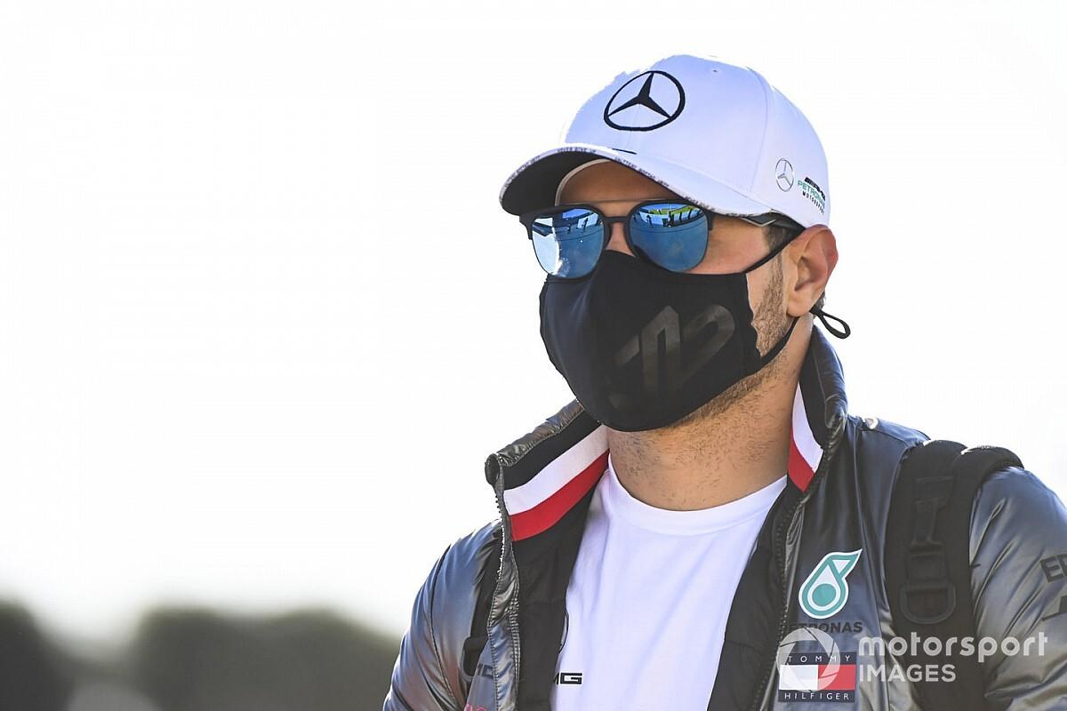 F1: Bottas lamenta estratégia do Q3 em Portugal