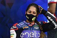 Maria Herrera in Supersport con Biblion Motoxracing nel 2021