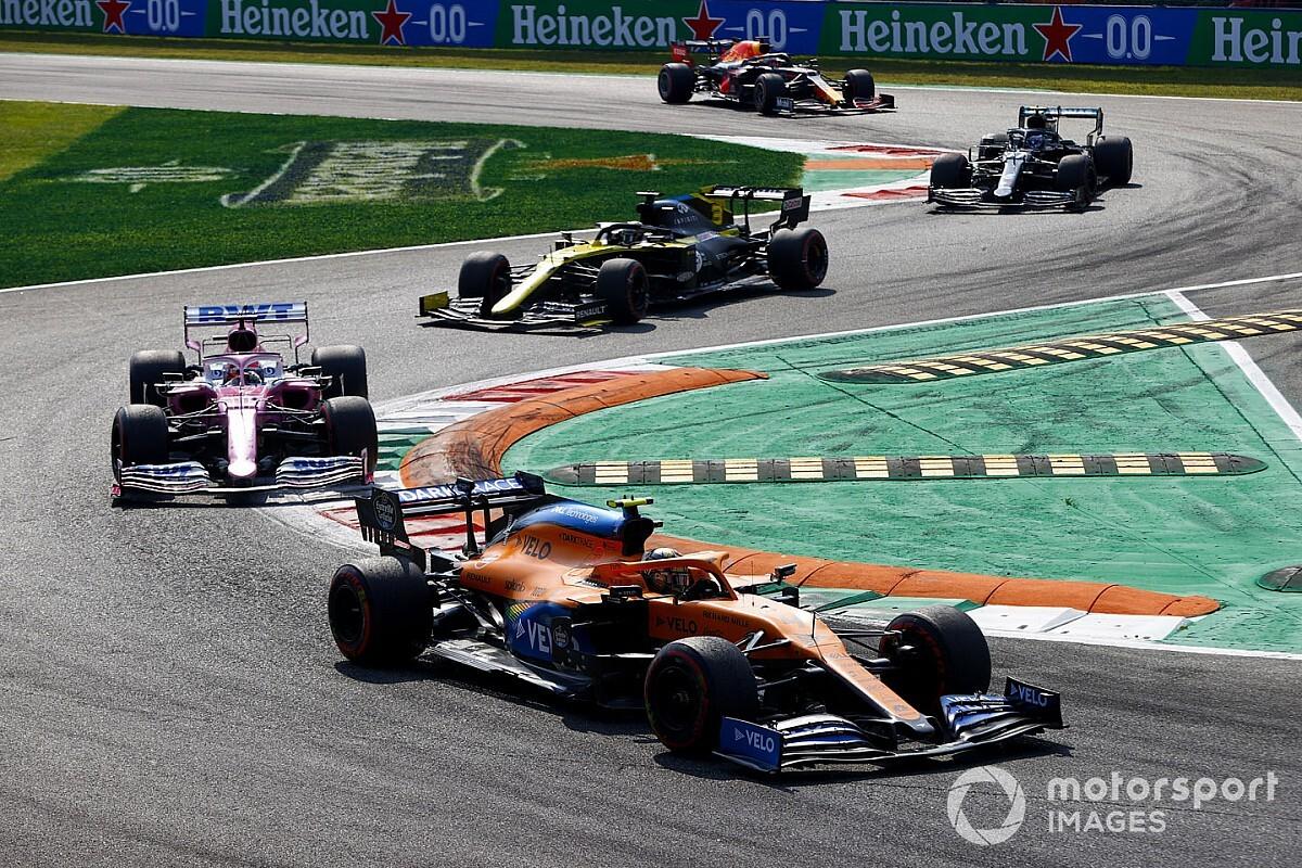 Ricciardo zachwycony McLarenem