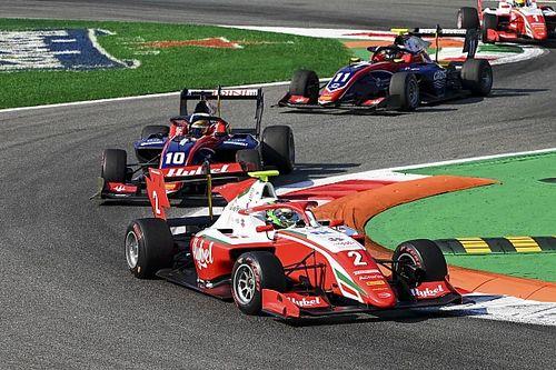 Vesti se impone a Pourchaire en Monza