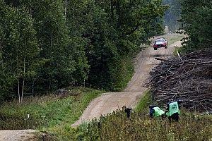 Las mejores fotos del Rally de Estonia del WRC 2020