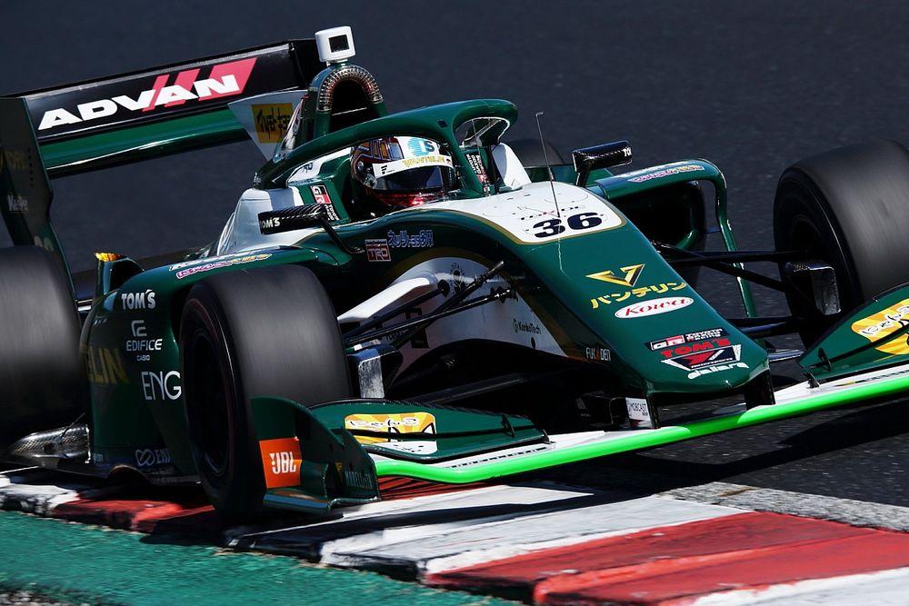 Miyata celuje w F1