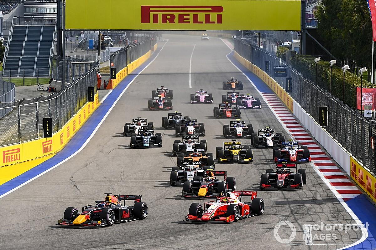 Le format des courses F2 et F3 révélé pour 2021