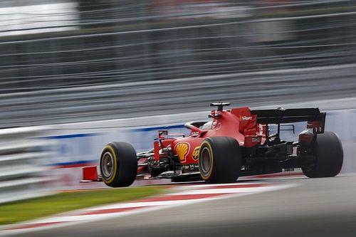 Fotogallery F1: le qualifiche del Gran Premio di Russia
