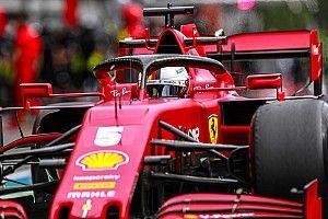 """Vettel: """"SF1000'i sürmek çok zor"""""""