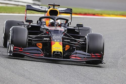 Belgian GP: Verstappen tops FP2 from Ricciardo