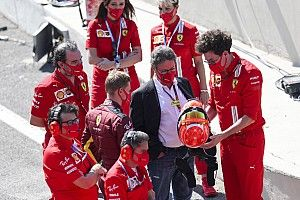 Ferrari saddened to lose 'incredible' support from CEO Camilleri