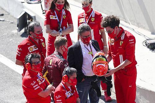 Le départ de Camilleri prive Ferrari d'un soutien de poids en F1