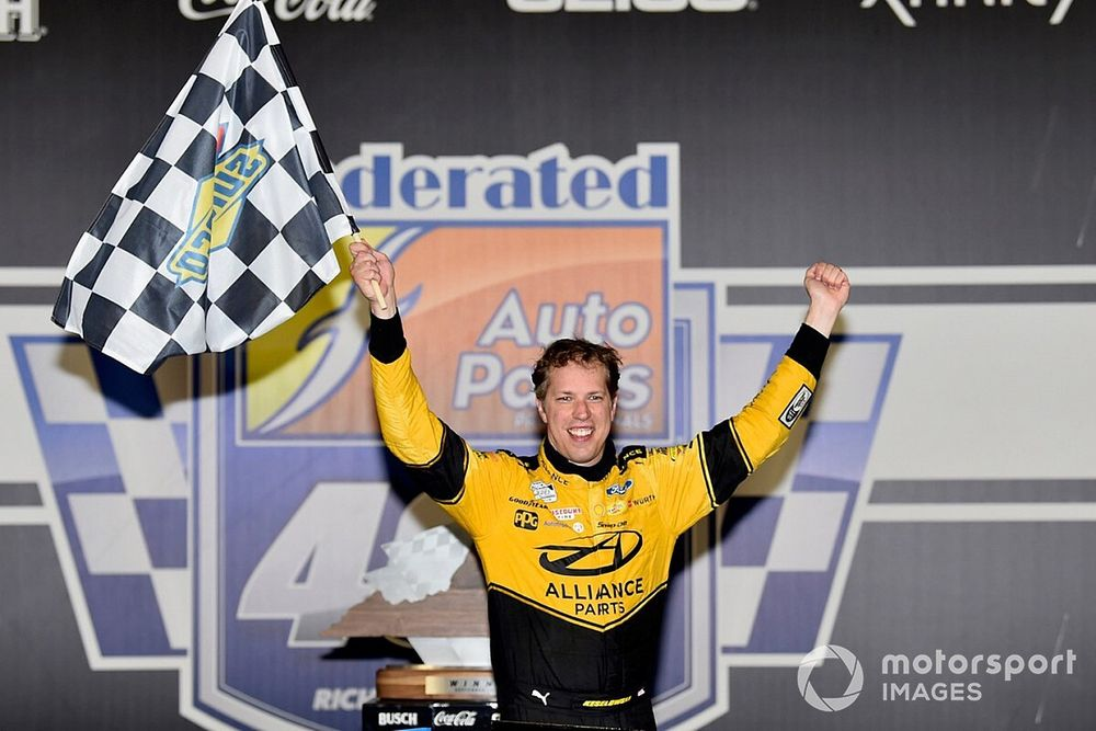 "Keselowski: ""Tiny little things"" define great NASCAR seasons"