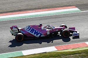 Perez moet het in Mugello doen zonder Racing Point-update