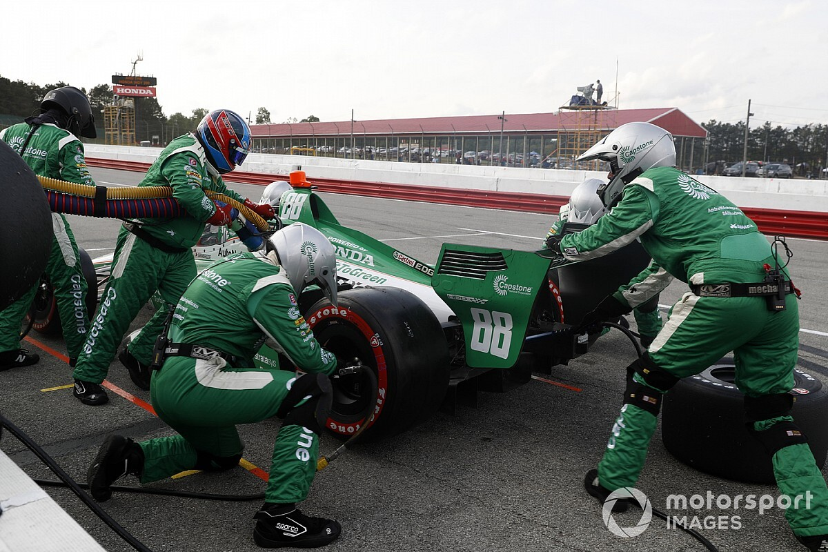 Herta says even wrong tire strategy couldn't prevent victory