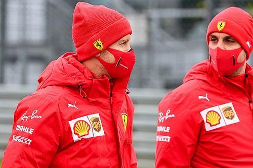 Vettel, Aston Martin'den hisse aldığını doğruladı, miktarını açıklamadı