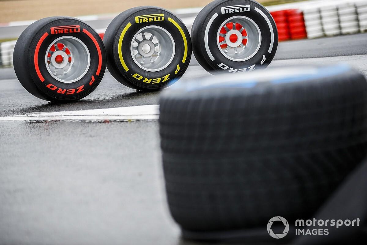 Pirelli levert teams meer harde, minder zachte banden in Portugal