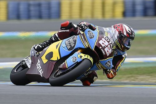 Moto2, Aragon, Libere 1: Lowes impressiona. Marini quarto