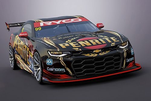 Erebus to run Camaros in 2022