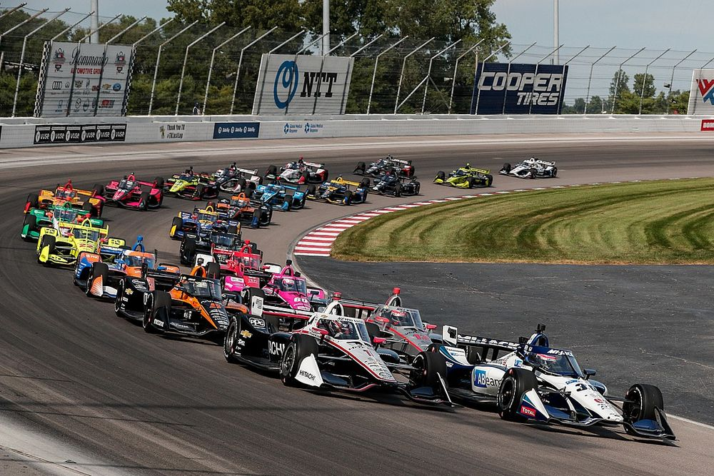 What channel is IndyCar on? Gateway start time, TV channel & more