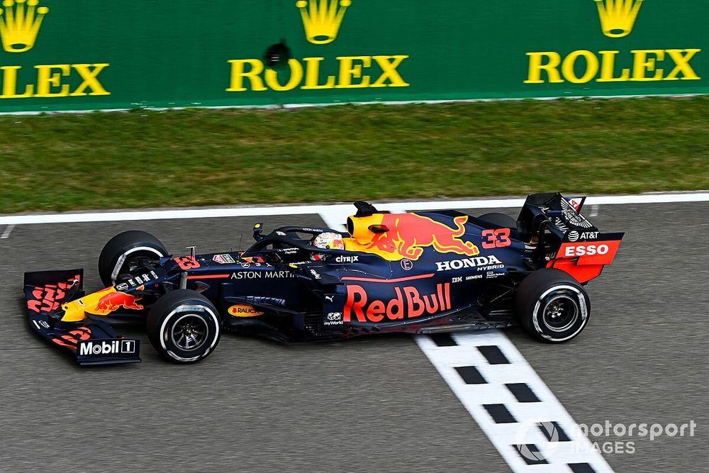"""Verstappen: """"Lastikleri korumak, Belçika GP'yi sıkıcı hale getirdi"""""""