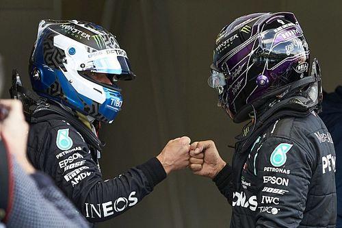 "Bottas: ""En iyi halimde, Hamilton'dan daha iyi olabilirim"""
