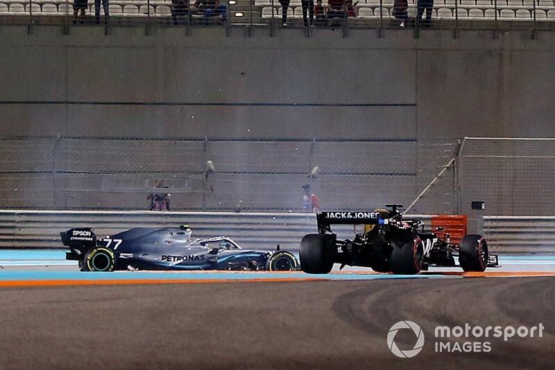 """Formel 1 Abu Dhabi 2019: """"Beide waren ein bisschen dumm"""""""