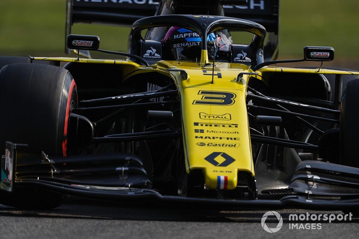 Риккардо: Ждал от Renault спадов, но не таких