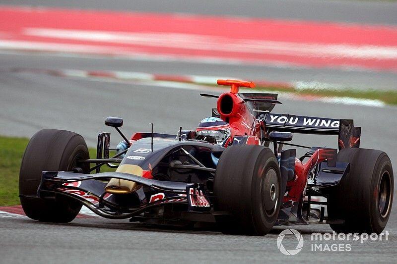 """Sato en de Toro Rosso-test in 2008: """"Het was zeer serieus"""""""