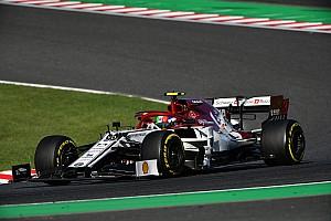 Alfa Romeo: Giovinazzi paga le strategie pro Raikkonen