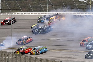 Talladega shakes up NASCAR Cup Series playoff standings