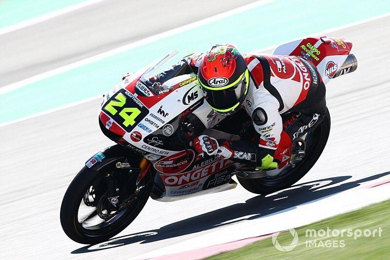 Suzuki deja a Raúl Fernandez sin la primera pole en Qatar