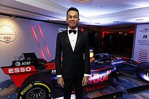 英国オートスポーツ賞、最優秀新人はアルボン「FE参戦に満足していたけど……」