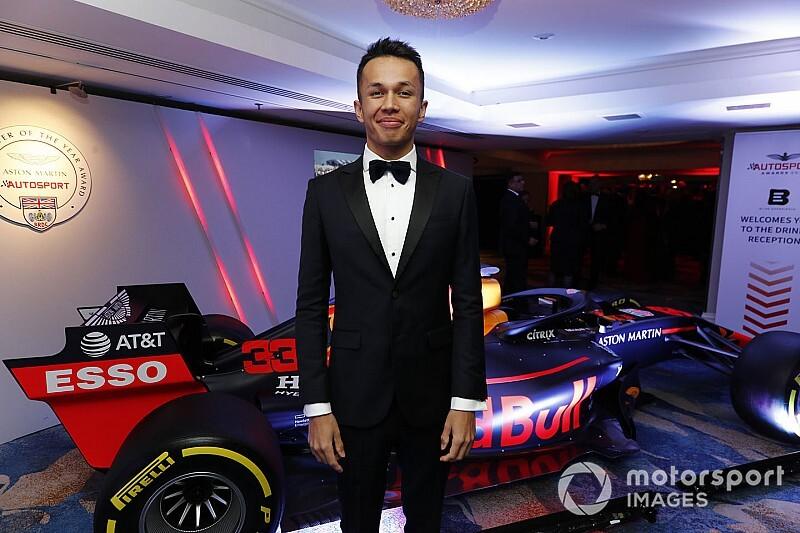 Элбон спасался в Red Bull мыслью о возвращении в Toro Rosso
