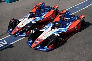 Diriyah E-Prix: Best images from Friday's race