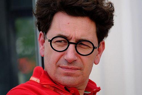 Binotto cierra filas respecto al fallo con Leclerc en clasificación