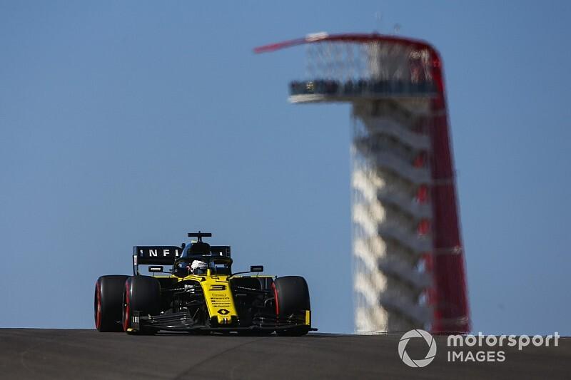 Ricciardo zadowolony z zespołu