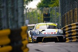 Macau, Libere 2 GT: altra doppietta Porsche con Bamber e Vanthoor