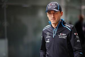 Kubica pod wrażeniem osiągnięć Hamiltona