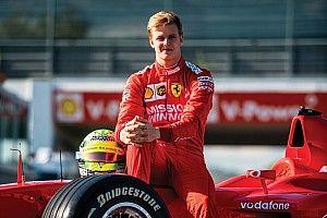 Ferrari vigilará de cerca a Mick Schumacher en 2020