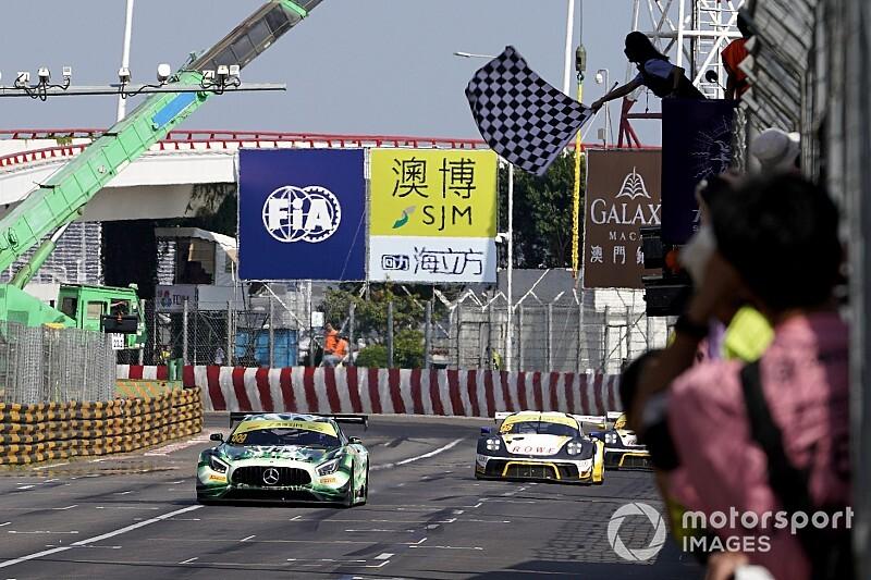 Macau: un perfetto Marciello si porta a casa la FIA GT World Cup
