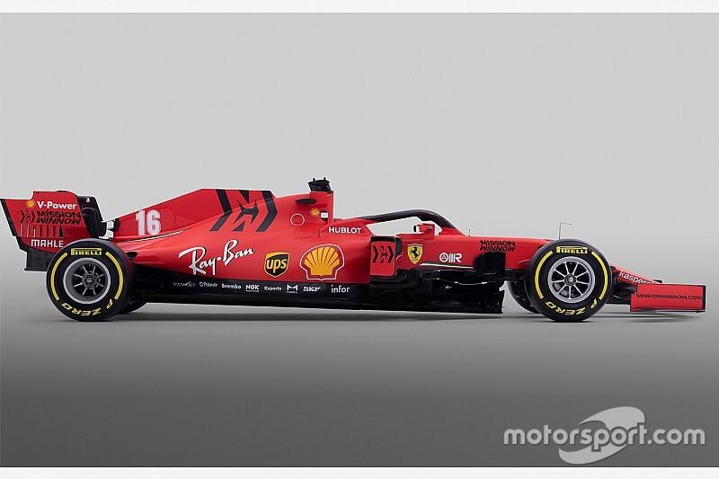 Ekstremalna konstrukcja Ferrari