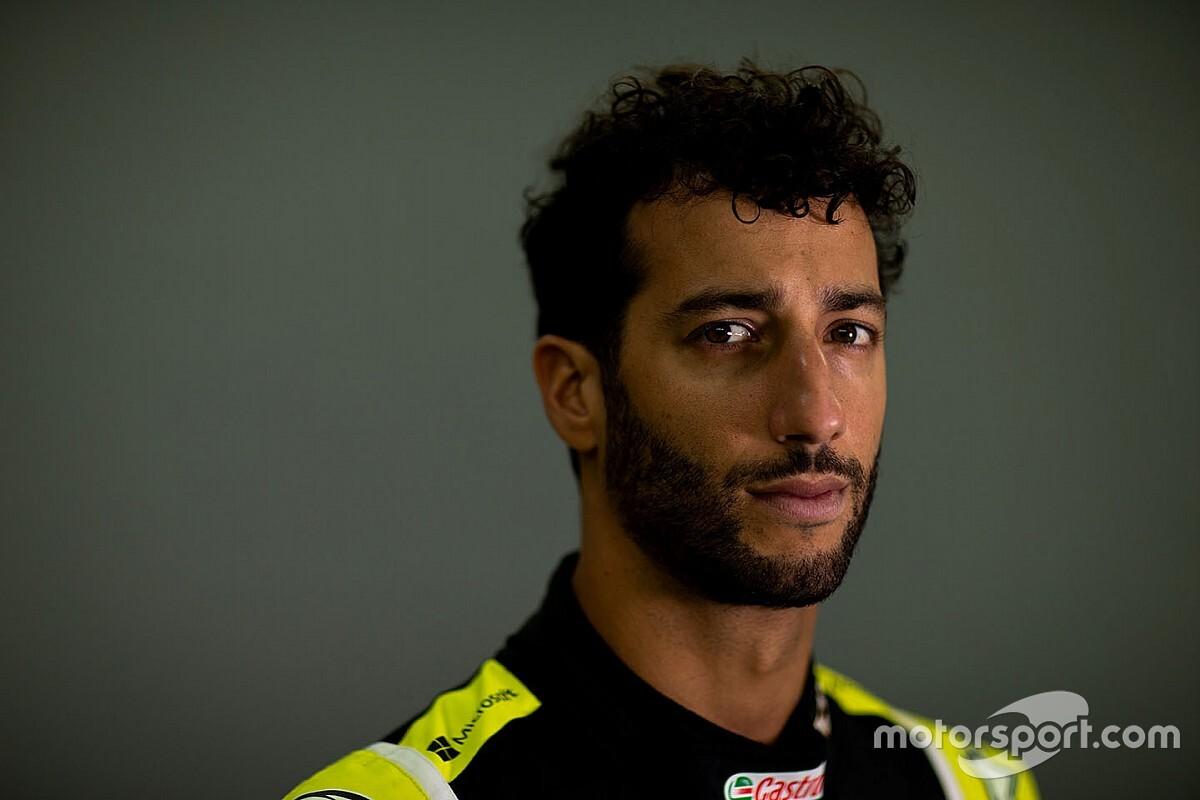 """Ricciardo: """"Her hafta sonu en iyisini yapmak istiyorum"""""""