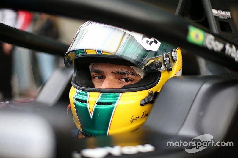 Igor Fraga é confirmado como companheiro de Schumacher na F3