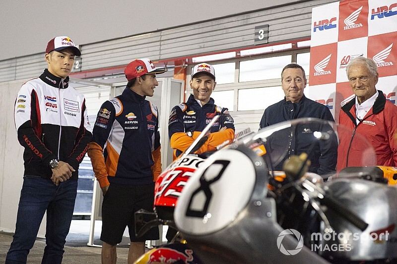 """Honda garantiza que, por su parte, Lorenzo """"seguirá"""" en 2020"""