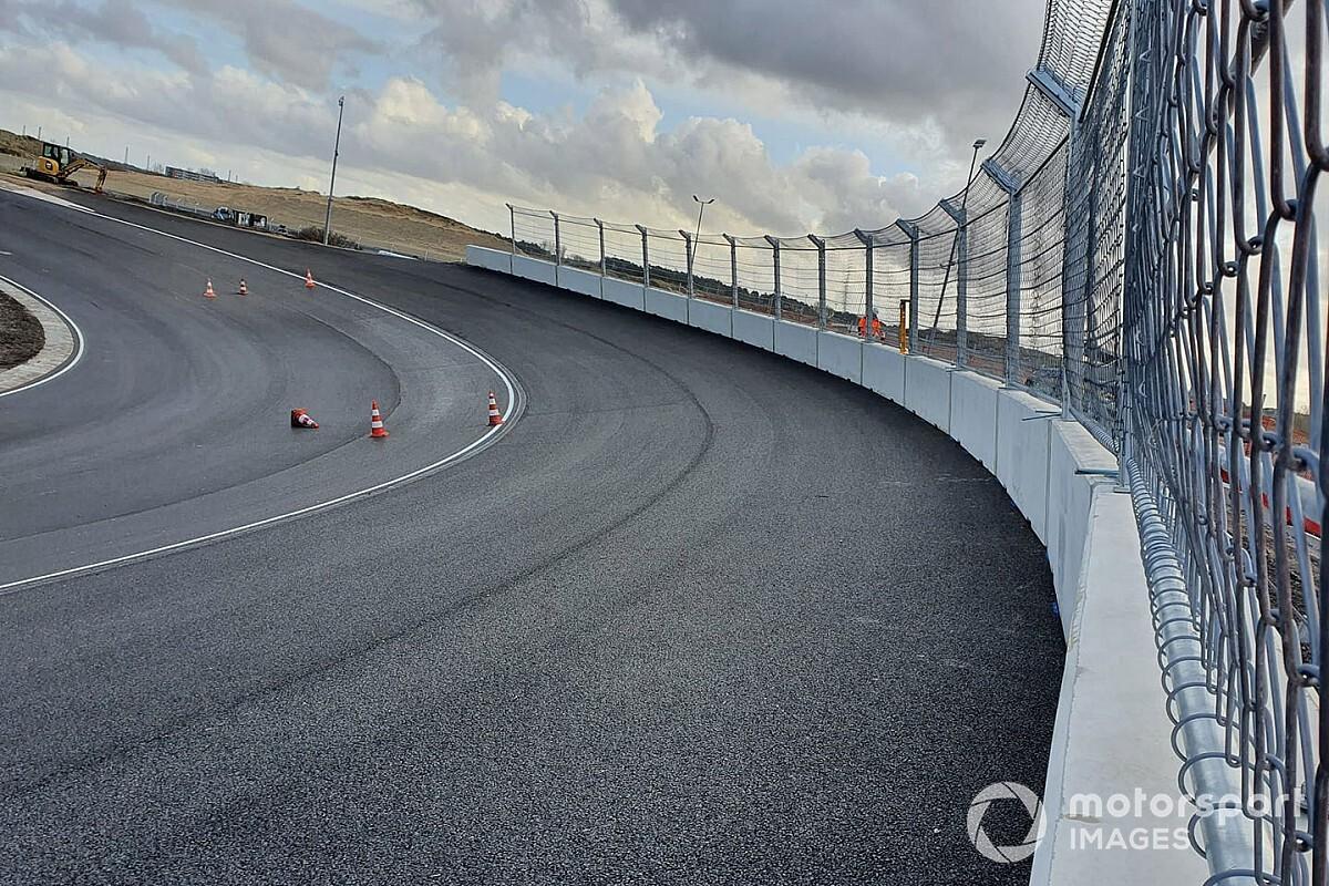 VIDEO: Esporter Williams racet op vernieuwd Circuit Zandvoort
