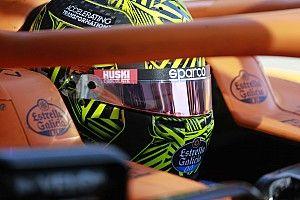 Norris prévoit un casque spécial à chaque GP cette saison